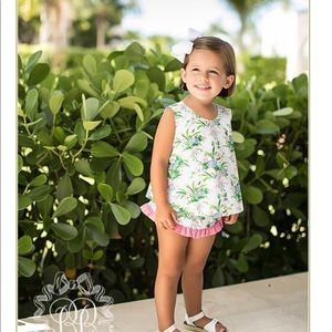 NWT two piece set for toddlers